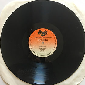jimi hendrix bootlegs vinyls/star spangled blues side a/ 1985