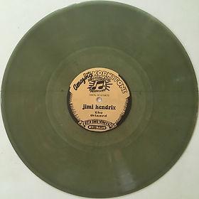 jimi hendrix bootlegs vinyls 1970 / side 2 : the wizard