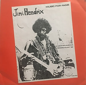 jimi hendrix vinyls bootlegs 1969 /music for fan