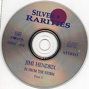 jimi hendrix bootlegs cd /jimi hendrix in from the storm /disc 1 /  1994