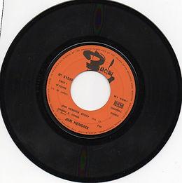 jimi hendrix vinyl singles/vol.111