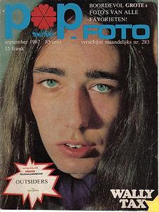 jimi hendrix magazine /popfoto september 1967
