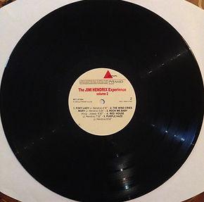 jimi hendrix rotily vinyl/the wild man of pop plays vol2