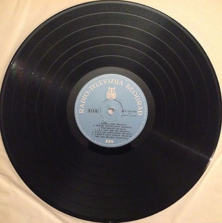 jimi hendrix collector vinyls lp  /  are you experienced  1967 yugoslavia