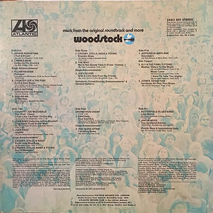 jimi hendrix rotily vinyls collector/woodstock lps 1970