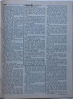 jimi hendrix magazines 1968/hullabaloo august 1968