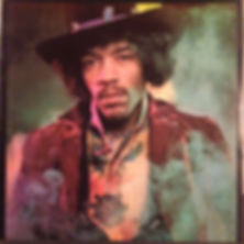 hendrix rotily vinyls /electric ladyland