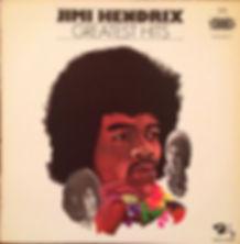 jimi hendrix rotily vinyl/greatest hits