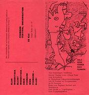 jimi hendrix memorabilia 1970 / handbill insel fehmarn