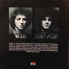 jimi hendrix rotily patrick vinyls collector/electric ladyland part 2