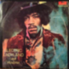 jimi hendrix rotily patrick vinyls collector/electric ladyland peru