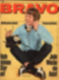 jimi hendrix rotily magazine/bravo 4/67