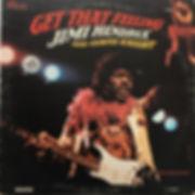 jimi hendrix vinyls albums/get that feeling 1968 canada