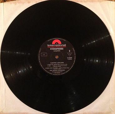 hendrix rotily vinyls
