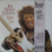 jimi hendrix vinyls album/ radio one ryko analogue / 1989