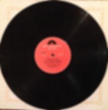 jimi hendrix album vinyl/side 1 /electric ladyland peru