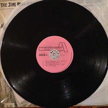 jimi hendrix vinyl album / side 4 : electric ladyland korea south