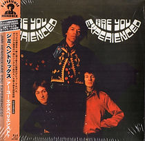 hendrix rotily vinyls/are you experienced
