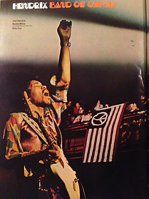 jimi hendrix magazines 1970 / billboard april 25, 1970