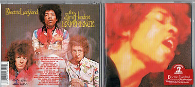 jimi henrix collector cd/electric ladyland 1997 family