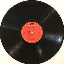 jimi hendrix collector vinyls lp/band of gypsys venezuela 1974