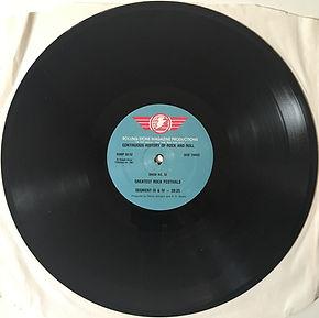 jimi hendrix vinyls radio show / greatest rock festivals / side 3 : september/october 1982