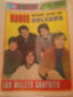 Photo Vedettes 22 nov 1969 canada/jimi hendrix newpapers 1969