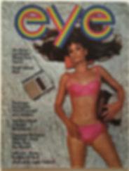 jimi hendrix magazine/eye july 1968