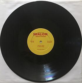 jimi hendrix bootlegs vinyls 1970 / shalom cbm 3213 :  hendrix rainbow bridge  / side 2