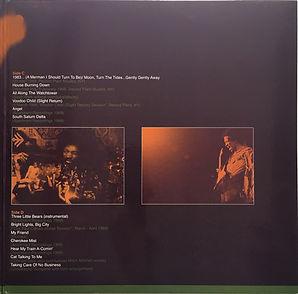 jimi hendrix vinyls albums/the swingin'pig records color vinyl/alternate electric ladyland