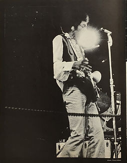 jimi hendrix magazine 1968 / disco scene october 1968 hendrix in new orleans