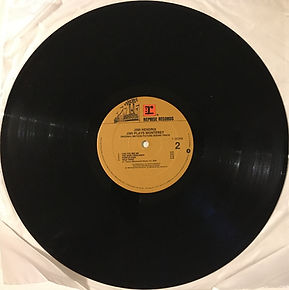jimi hendrix vinyls collector/ jimi plays monterey  side 2 / usa