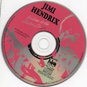 jimi hendrix bootleg cd/welcome to the electric circus