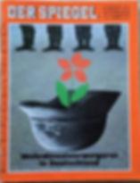 jimi hendri magazine 1969/ der spiegel  january 13 1969 germany