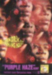 jimi hendrix memorabilia 1967 / promo are you experienced