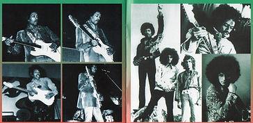 jimi hendrix bootlegs cd/the day hendrix made a generation crazy/ may 26 1968 italy bologna