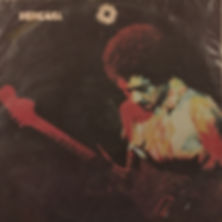 jimi hendrix rotily vinyls collector/band of gypsys   1970 colombia