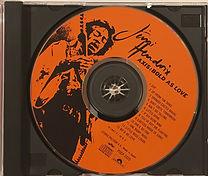 hendrix rotily cd collector/axis bold as love japan 1991