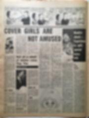 jimi hendrix newspaper 1968/melody maker november 9 1968/hendrix shock-experience to split:...