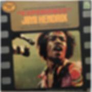 jimi hendrix vinyls LPs/experience 1971 italy