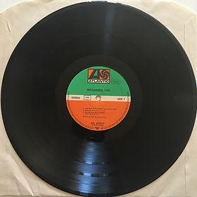 jimi hendrix vinyl lp album/woodstock two germany side 1