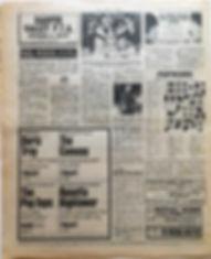 jimi hendrix newspaper/new musical express 28/9/68