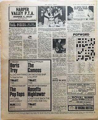 jimi hendrix newspaper/new musical express 28/9/68