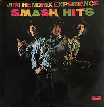 jimi hendrix vinyls smash hits