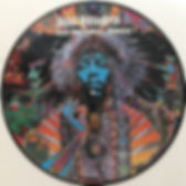 jimi hendrix bootlegs/lp vinyls albums/side 1 /axis out take vol 1 picture disc radioactive records