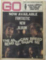 jimi hendrix newspaper/go newspaper 26/1/68