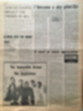 go newspaper jimi hendrix collector/jam at the scene