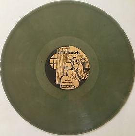 jimi hendrix bootlegs vinyls 1970 / side 1 :  the wizard
