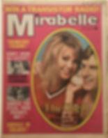 jimi hendrix newspaper/mirabelle september 7 1968