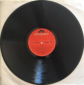 jimi hendrix collector vinyls/ starportrait disc 2 / side 2 :  1971 italy